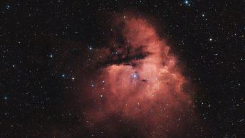 NGC 281 – PacMan Nebula