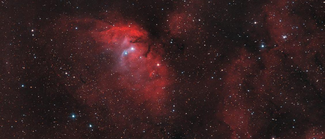 Sh2-101 Tulip Nebula